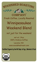 Winnipesaukee Weekend Blend