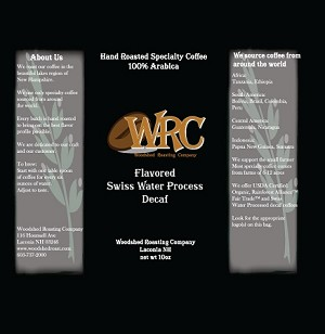 Flavored SWP Decaf - Wholesale